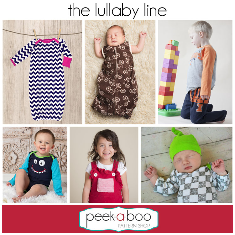 Lullaby Line Patterns