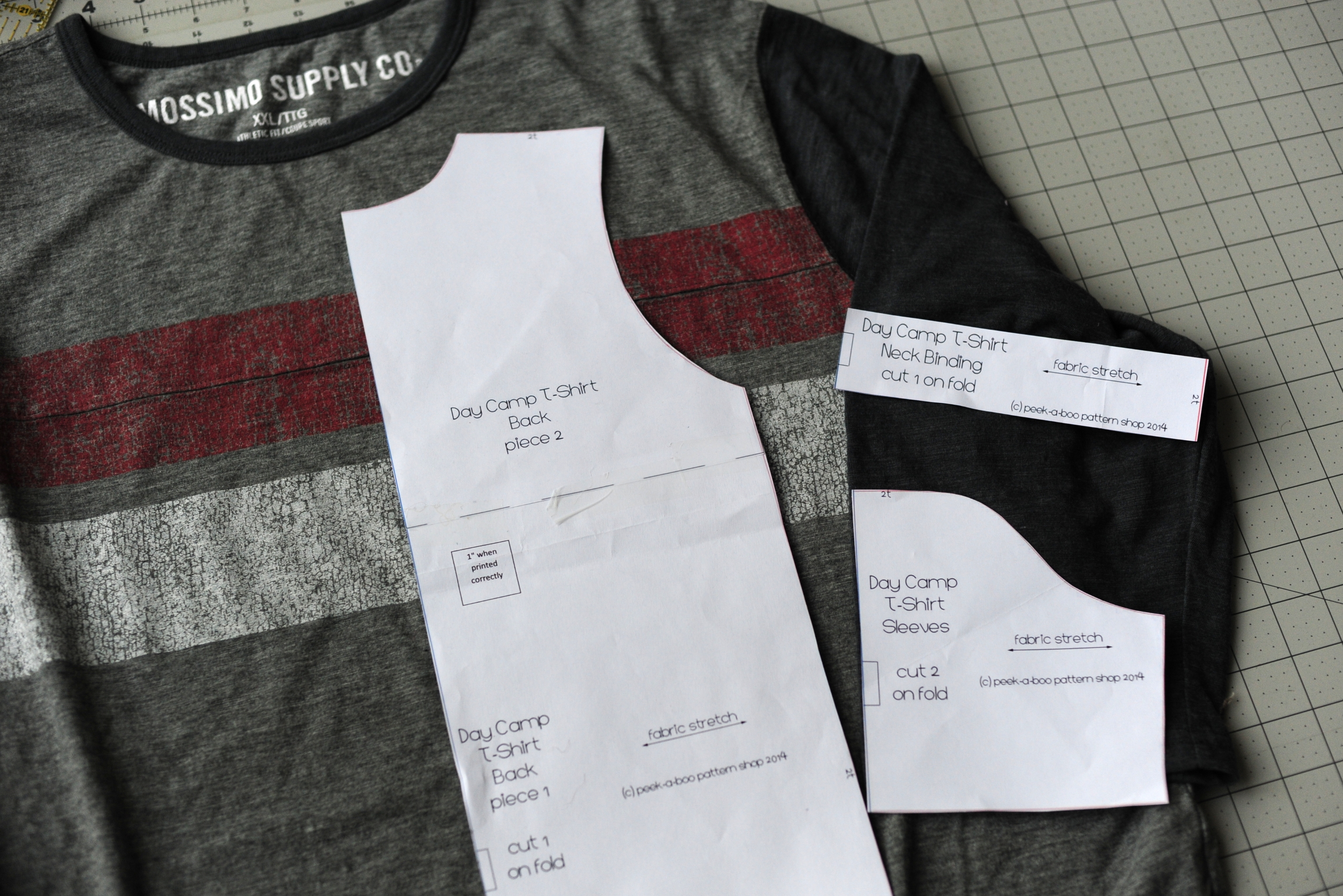 How to upcycle mens shirts into boy shirts peek a boo pages this is somewhat obvious but long sleeve shirts are a better buy than short sleeve shirts jeuxipadfo Images