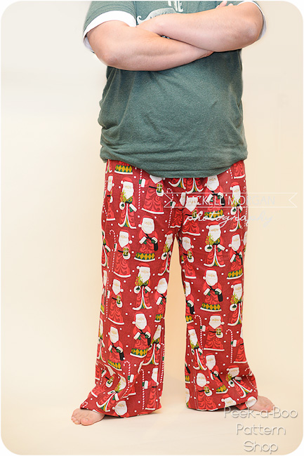 Adult Pajama Pants Sewing Pattern Is Here Peek A Boo Pages