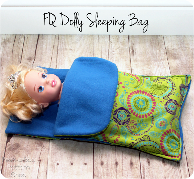 FQ Dolly Sleeping BAg