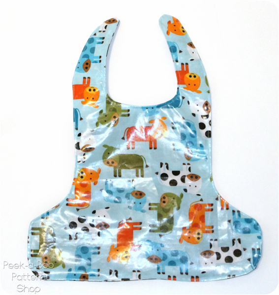 cleanable baby bib