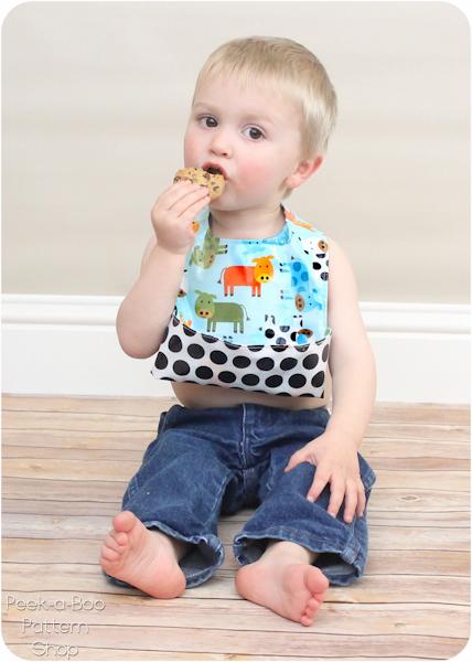 ultimate free baby bib pattern
