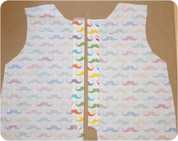 2d0da08f26d8 FREE Button-Up Baby Romper Pattern  Peekaboo Pages